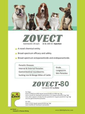 ZOVCEF(TM)-XL - Zovix Pharmaceuticals