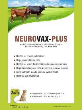 NEUROVAX - PLUS - Zovix Pharmaceuticals